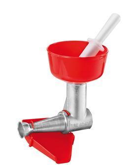 Accessoire presse tomate pour hachoir 8 Tre Spade