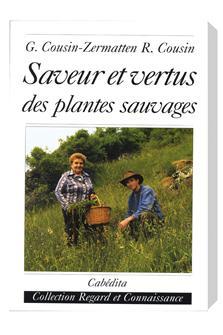 Livre Saveur et vertus des plantes sauvages