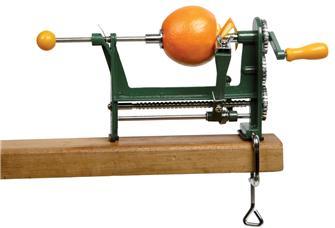 Pèle orange manuel