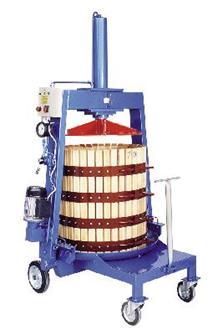 Pressoir hydraulique électrique automatique 327 litres 70 cm
