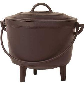 Chaudron fonte 12 litres
