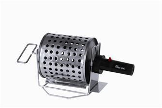 Grilloir à châtaigne à rotation électrique