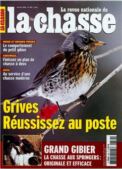 La revue nationale de la chasse n°689