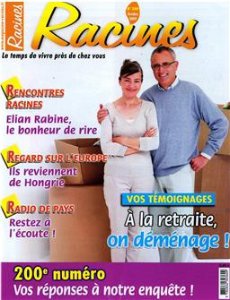 Racines n°200