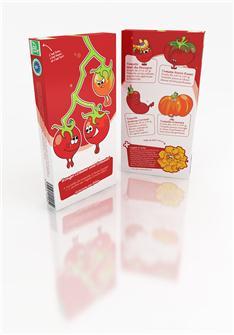 Coffret 5 variétés Rouge comme une tomate