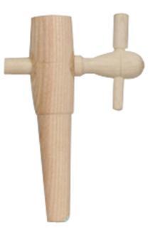 Robinet pour trous de 11 à 14 mm