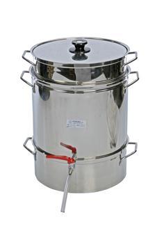 Extracteur de jus à vapeur 24 l