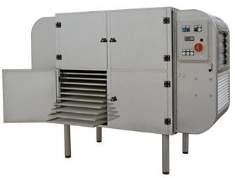 Déshydrateur professionnel inox 14 m² monophasé