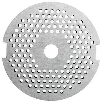 Grille 2,5 mm pour accessoire hache viande