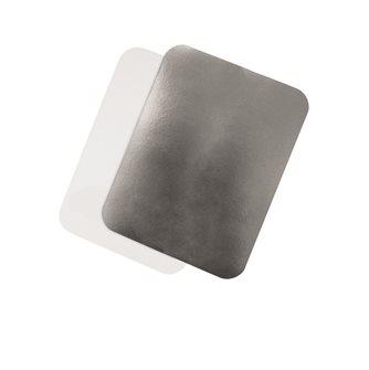 100 couvercles pour barquettes aluminium 2 000 g