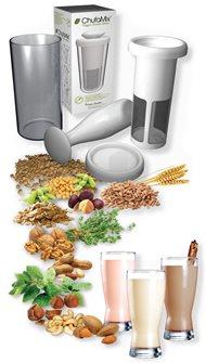 Filtre pour laits végétaux pour mixeur plongeur