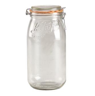 Bocal Le Parfait® 3 litres par 3