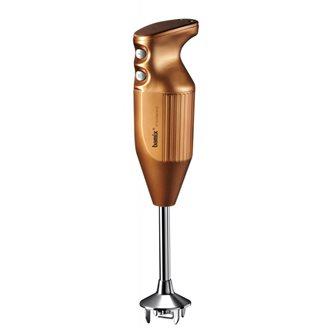 Mixeur plongeur Bamix DeLuxe 160 W Cuivre avec couteau hachoir