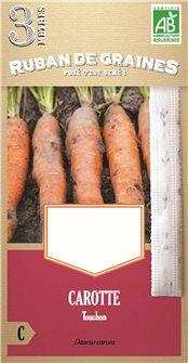 Ruban de carotte touchon