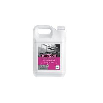 Nettoyant dégraissant multisurfaces concentré 5 litres