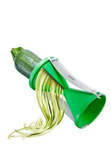 Spirelli Gefu vert limette taille légume pour julienne