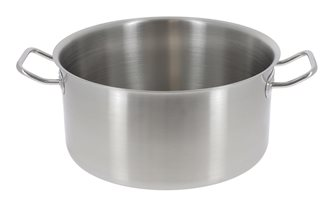 Faitout inox induction 32 cm 13,5 litres De Buyer