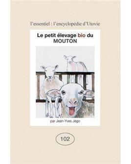 Livre Le petit élevage bio du mouton