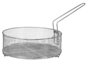 Panier à friture inox 28 cm SCANPAN pour braisière 30 cm TechnIQ