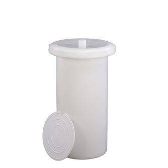 Pot à choucroute en plastique de 50 litres